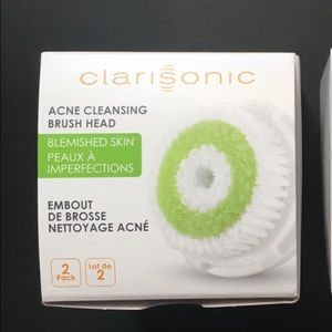 🎉SALE 2x Acne Clarisonic Brush Replacements